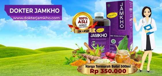 Jamkho Termurah se-Indonesia